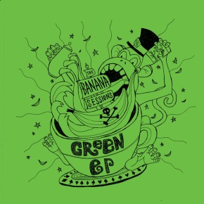 The Banana Sessions - Green EP