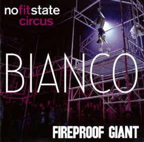 NoFit State Fireproof Giant - Bianco
